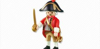 Playmobil - 6228 - redcoat captain