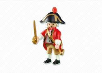 Playmobil - 6228 - redcoat captain