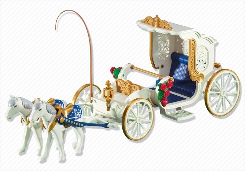Playmobil - 6237 - Princess Carriage