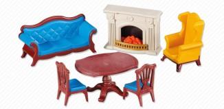 Playmobil - 6244 - Lounge