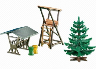 Playmobil - 6248 - Ranger's Lookout Post
