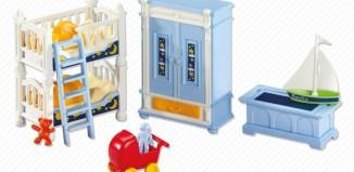 Playmobil - 6250 - Children's Bedroom Furniture