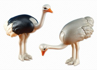 Playmobil - 6260 - 2 Ostriches