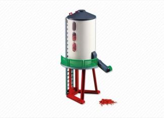 Playmobil - 6262 - Barn Silo