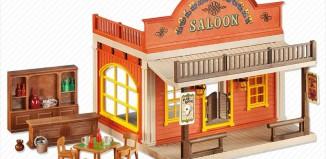 Playmobil - 6280 - Western-Saloon