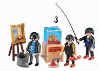 Playmobil - 6281 - Museum Thieves
