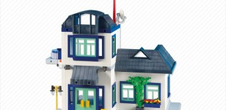 Playmobil - 6294 - City Hall with Interior