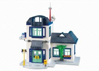 Playmobil - 6294 - City Hall with Interior