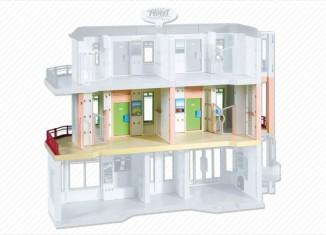 Playmobil - 6296 - Etagenergänzung Großes Ferienhotel