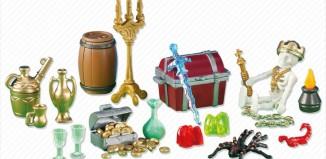 Playmobil - 6301 - Big pirate treasure