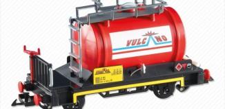 Playmobil - 6309 - Tanker Car