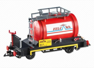 Playmobil - 6309 - Tanker Car