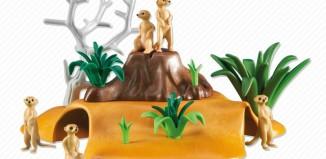 Playmobil - 6314 - Meerkat Den