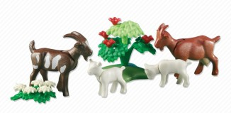 Playmobil - 6315 - Goats with Kids
