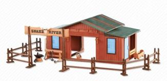 Playmobil - 6321 - Western Ranch