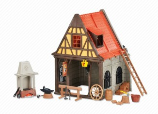 Playmobil - 6329 - Medieval Blacksmith