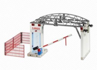 Playmobil - 6337 - Cargo Hangar