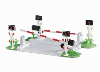 Playmobil - 6341 - Level Crossing