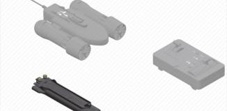 Playmobil - 6350 - Battery Case for R C Underwater Motor