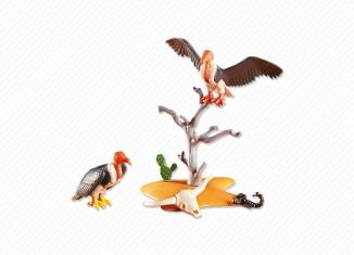 Playmobil - 6362 - 2 Vultures