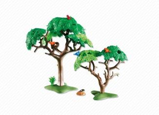 Playmobil - 6364 - Leaf trees
