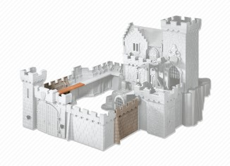 Playmobil - 6371 - Wall for King Castle