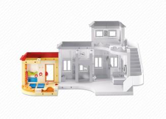 Playmobil - 6386 - Anbau-Turnhalle für die KiTa