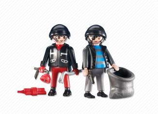 Playmobil - 6393 - 2 Burglars