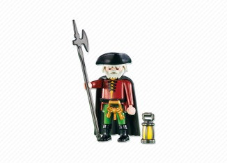 Playmobil - 6400 - Night Guard