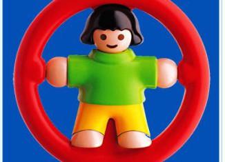 Playmobil - 6403 - Girl Teether