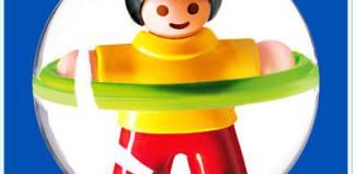 Playmobil - 6404 - Boy Ball