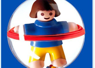 Playmobil - 6405 - Girl Ball