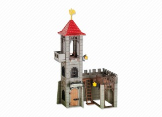 Playmobil - 6412 - Prison Tower