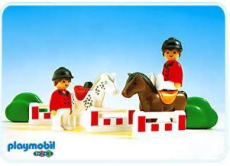 Playmobil - 6550 - Horses