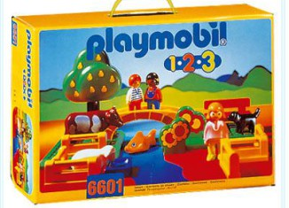 Playmobil - 6601 - Country Park
