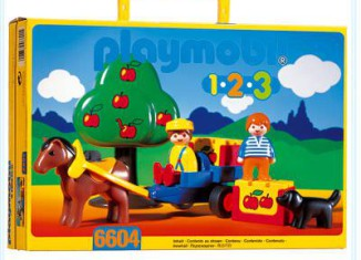 Playmobil - 6604 - Orchard