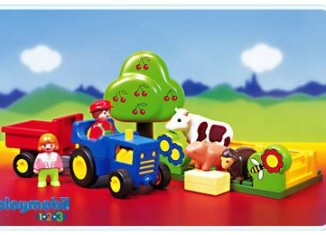 Playmobil - 6605 - Country Life
