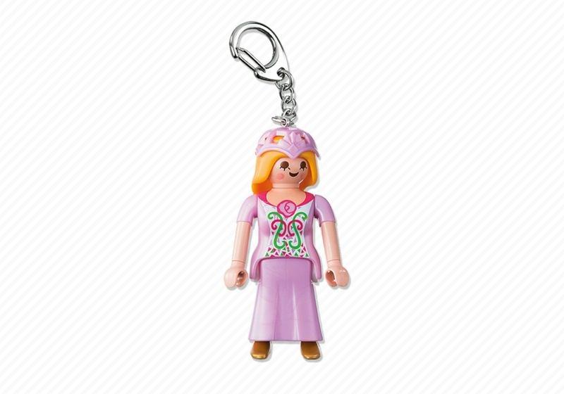 Playmobil Set 6618 Key Chain Princess Klickypedia
