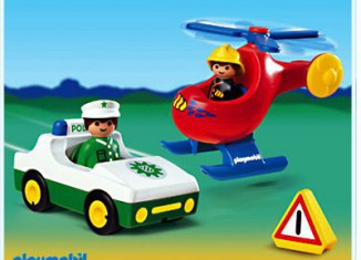 Playmobil - 6622 - Rescue Play Set