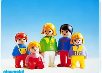 Playmobil - 6630 - Family