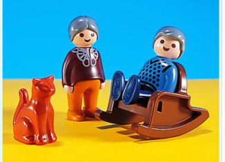 Playmobil - 6631 - Grandparents