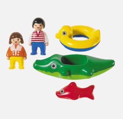Playmobil 6633 - Floaties - Back