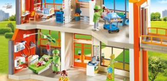 Playmobil - 6657 - Children's Hospital