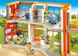 Playmobil - 6657 - Children's Hospital