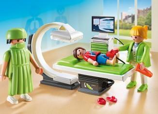 Playmobil - 6659 - X-Ray Room