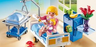 Playmobil - 6660 - Maternity Room