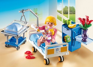 Playmobil - 6660 - Maternity Room