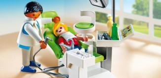 Playmobil - 6662 - Dentist