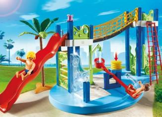 Playmobil - 6670 - Wasserspielplatz