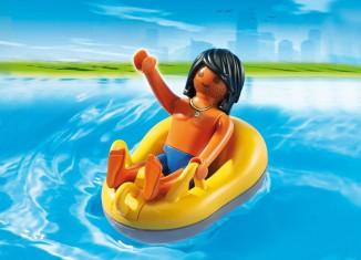 Playmobil - 6676 - Rafting-Reifen